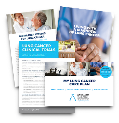 Lung Cancer Information Kit